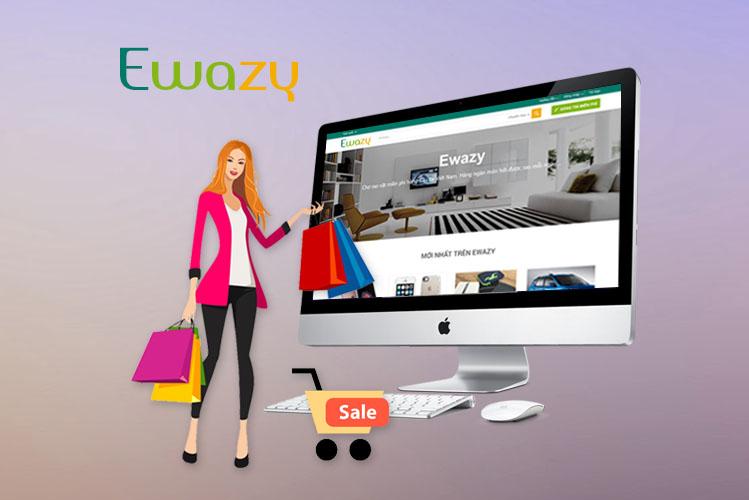 Chợ mua bán Ewazy