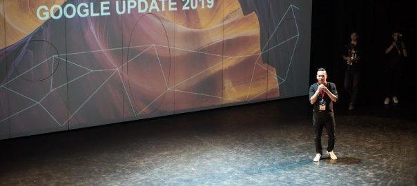 sự kiện google update 2019